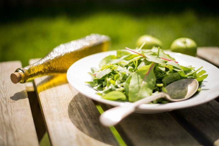 Kräuter und Gemüse im SeinZ
