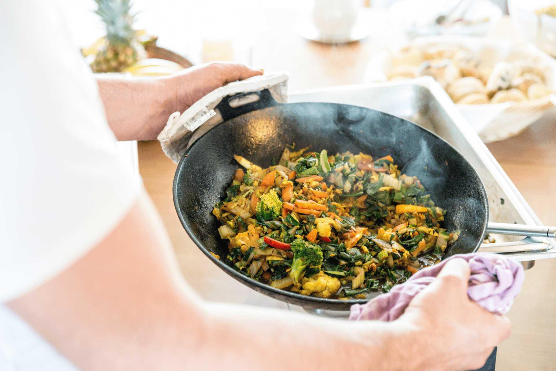 vegane küche biohotel bayern bad kohlgrub