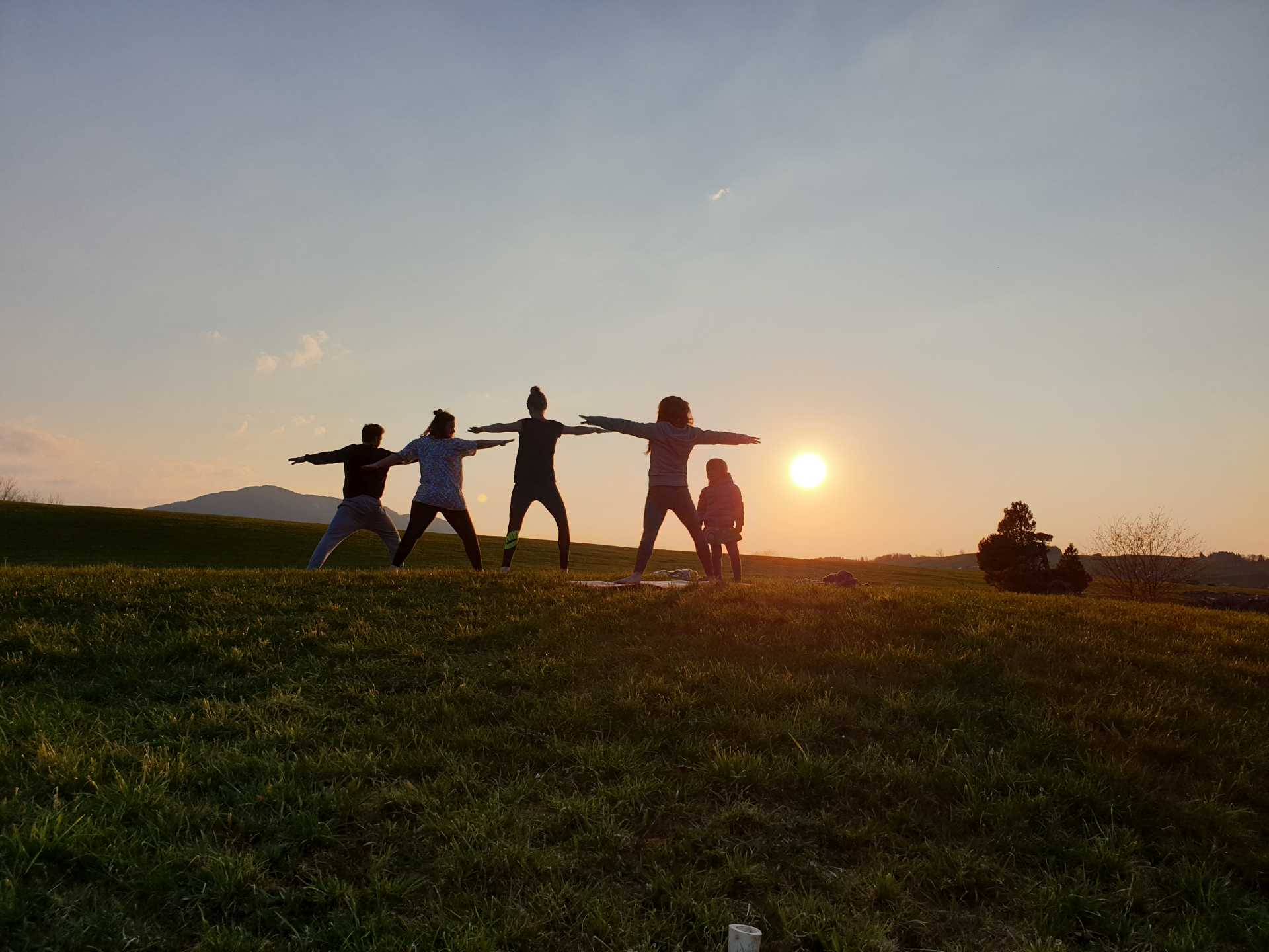 Yoga-Familienurlaube - Juli bis Oktober